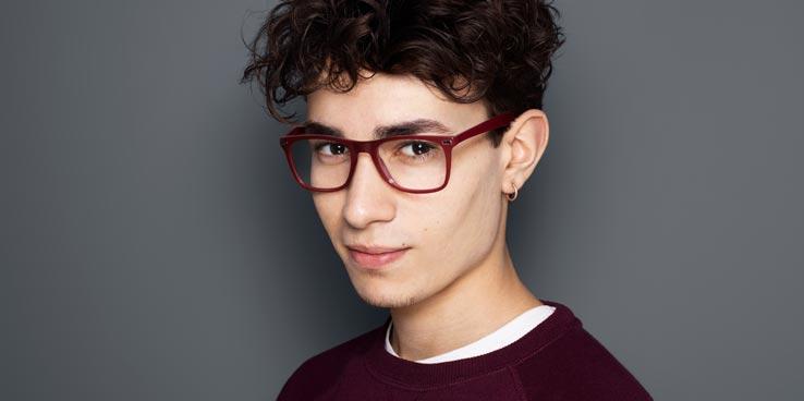 Designer glasses for teens from £14