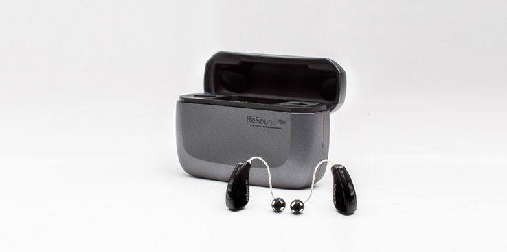 Smart hearing aids. Smarter price.