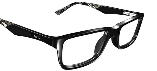 Black Frame Glasses Specsavers : Featured FCUK Glasses Specsavers UK