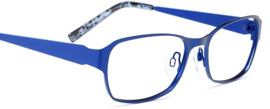 Eyeglass Frames Blue Moon : Blue Glasses Designer & Prescription Glasses ...