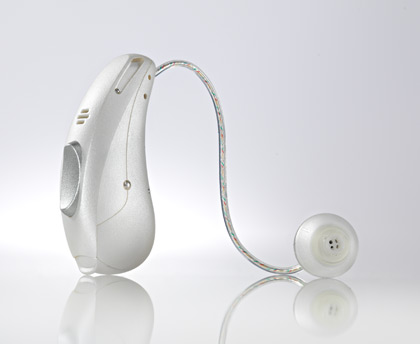 Digital hearing aid range