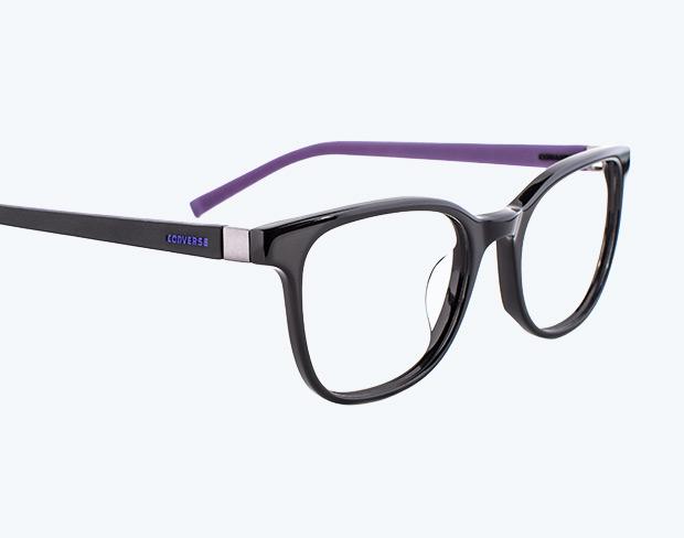 Black Frame Glasses Specsavers : Converse Designer Glasses & Frames for Men & Women ...