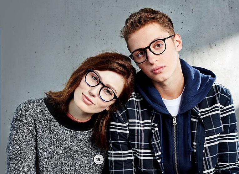 Converse glasses