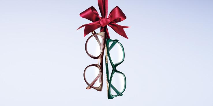 2 for 1 on Designer Glasses this Christmas