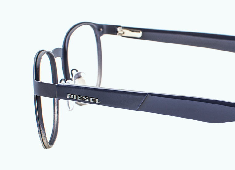 ba07e767290d New designer glasses from Diesel 2 complete pairs from €199