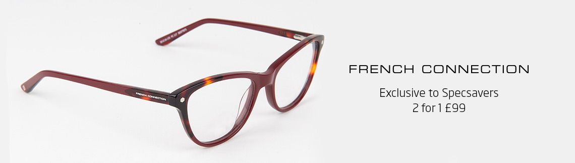 designer glasses frames for men y3xw  Designer glasses for men and women from French Connection