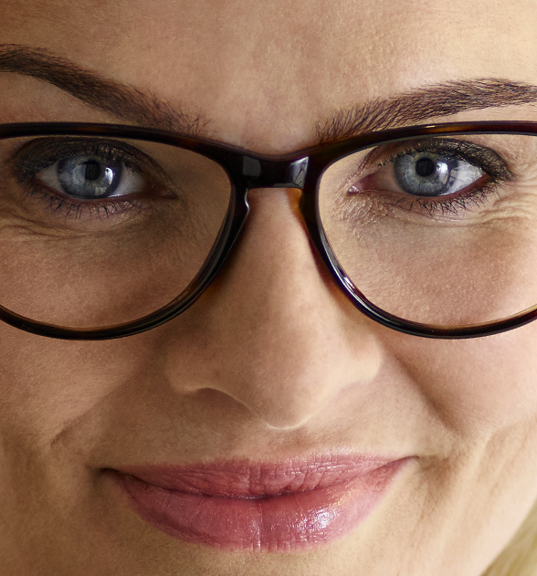 Eyeglass Frames To Fit Your Face : Frame Size Guide Buyers Guide Specsavers UK