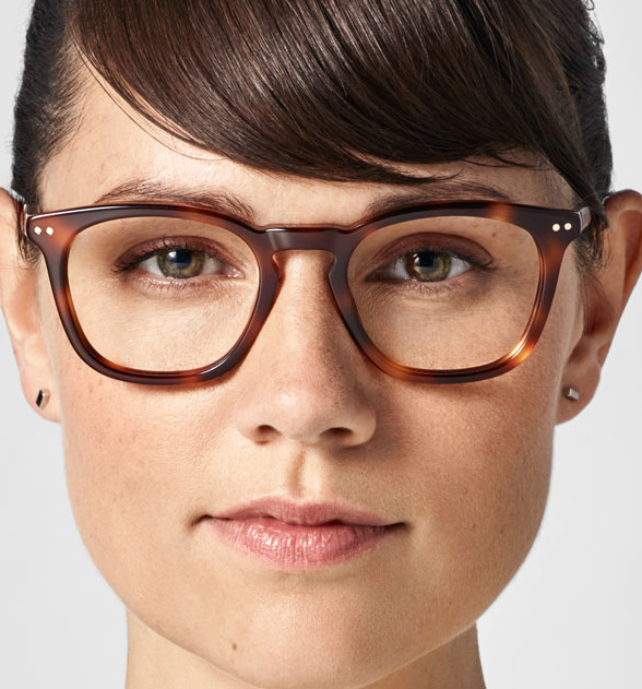 Find the correct fit with men's and women's glasses at Specsavers