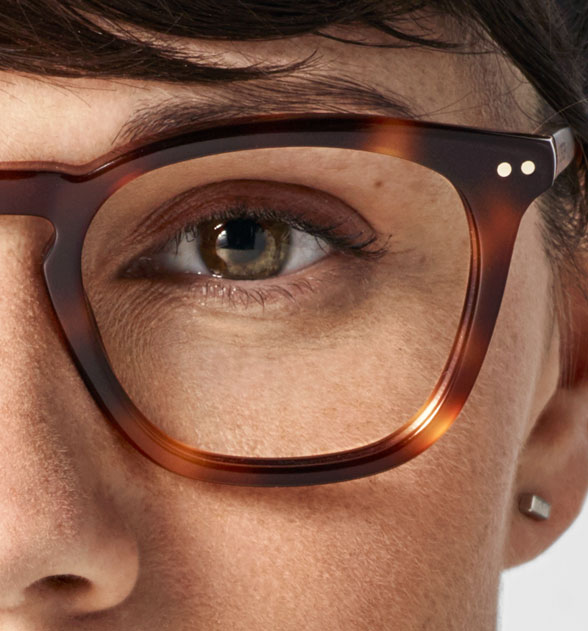 Glasses Frame Measurements Finding The Right Fit