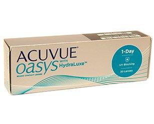 1 day Acucvue OASYS