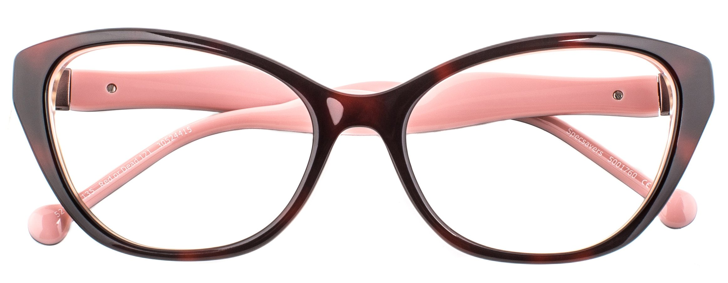 762381c15200 New interchangeable Red or Dead frames