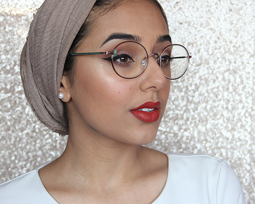 b8ac14e6c1 Make-up for different glasses
