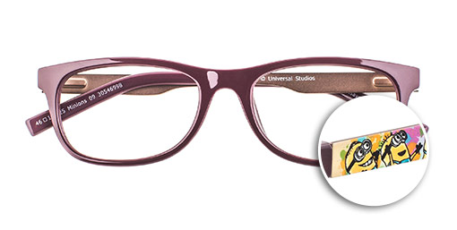 Despicable Me 3 Childrens Glasses Specsavers Uk