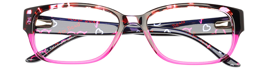 designer glasses vjb8  Red or Dead 84