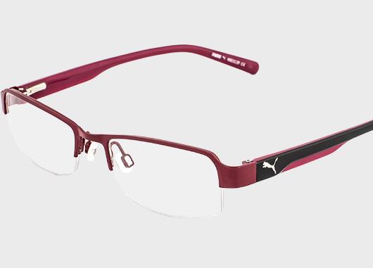 Puma Eyewear Rimless | ISEFAC Alternance