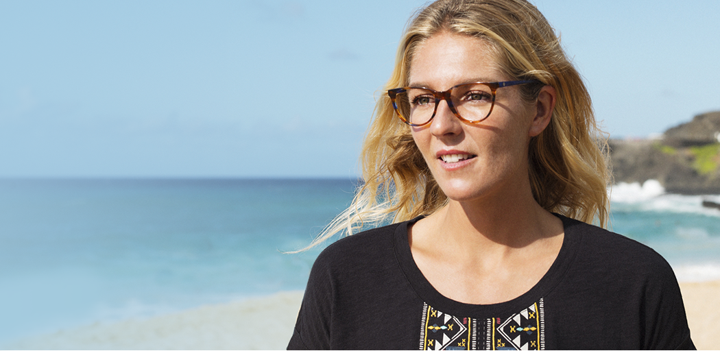 New designer glasses from Roxy 2 for 1 from £125