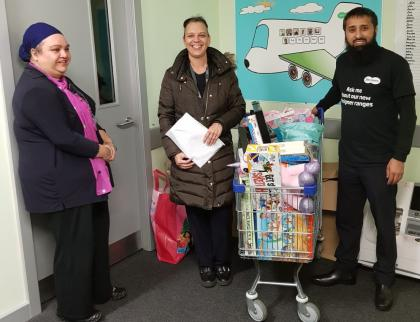 Local opticians steps up to help create smiles