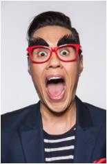 Burton on Trent Specsavers will be making their faces funny for money like Gok Wan