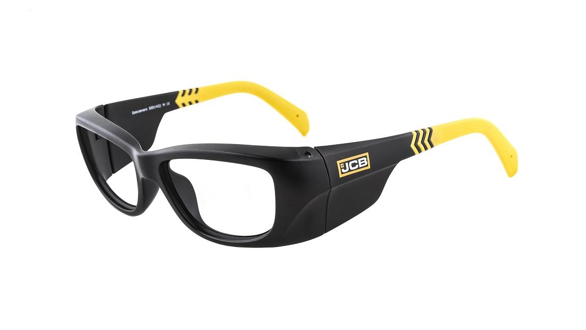 JCB safety glasses