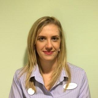 Jenna Banbury, assistant manager at Specsavers Okehampton