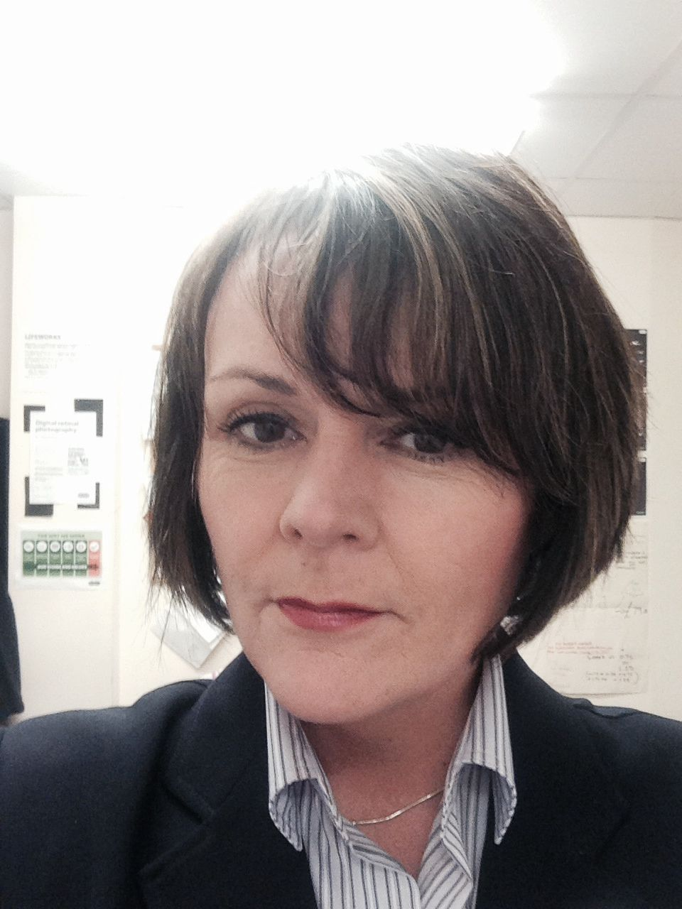 Kate Walker, store supervisor at Specsavers Seaford