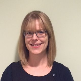 Louise Camies, practice manager at Okehampton