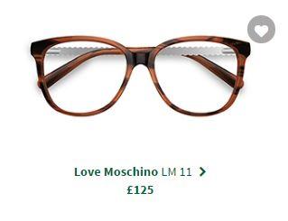 Love Moschino LM11 (£125)