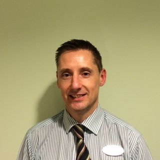 Mark Newall, lab manager at Specsavers Okehampton