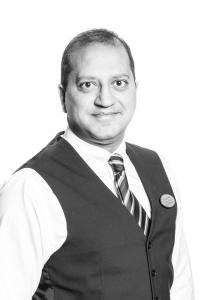 Sanjay Patel, Specsavers optometrist in Maidstone, Kent