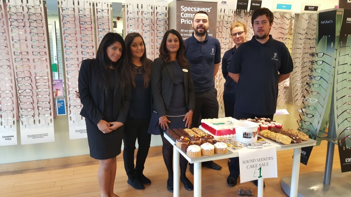 The Team at Specsavers North Finchley