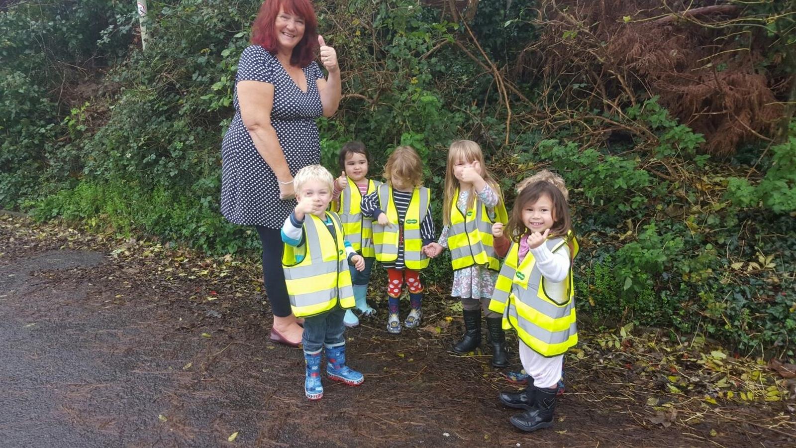 Hillside Tots Childminder group