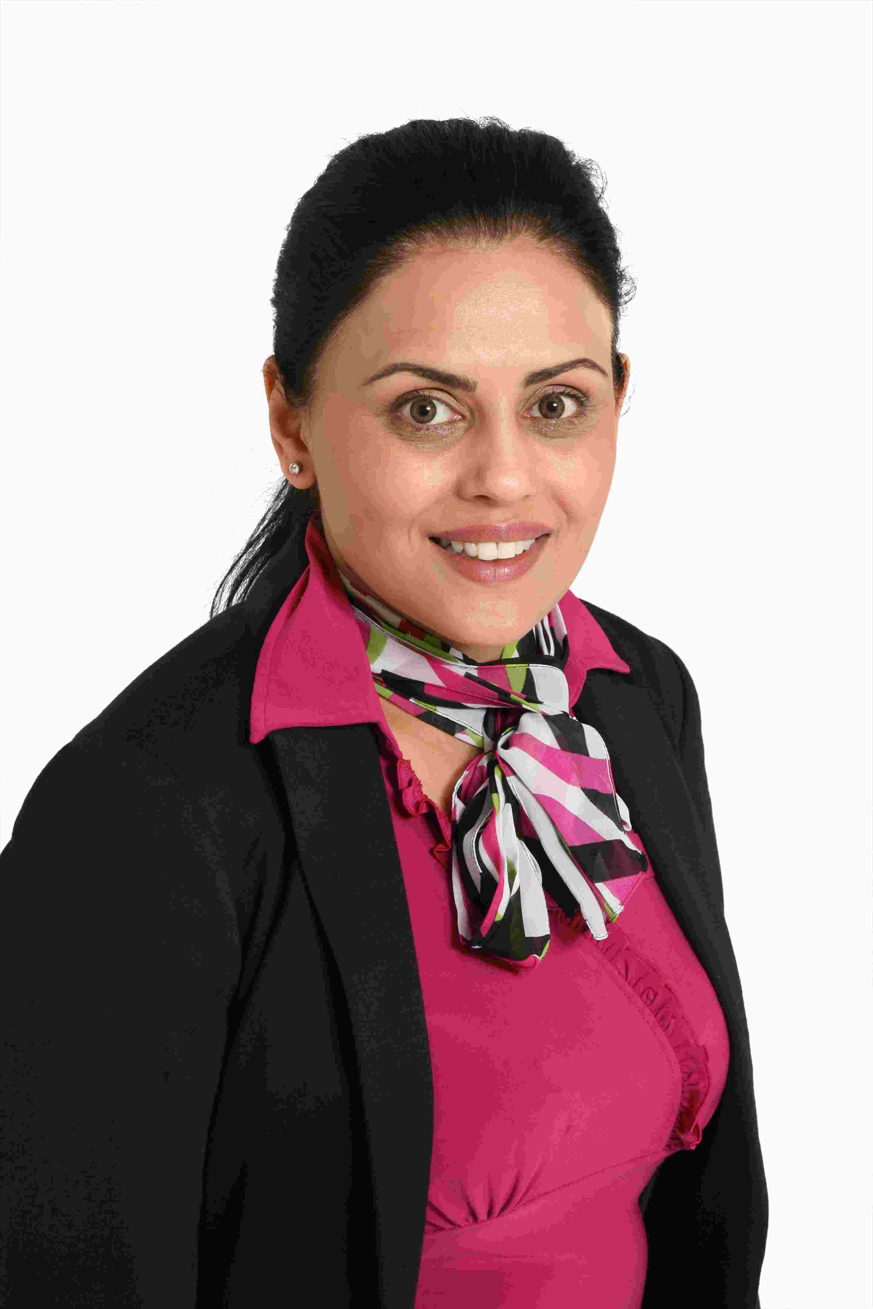 Ushma Patel is Retail Director at Specsavers in Beckenham