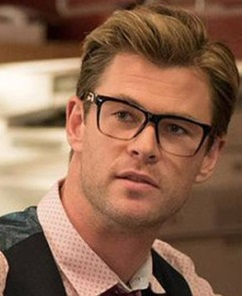 Create a strong brow like Chris Hemsworth